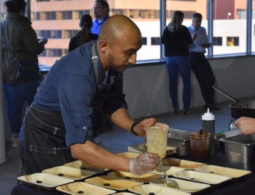 Tess executive chef wins YP Week food competition